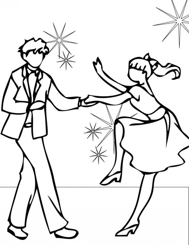 Flamenco Dancer Colouring Pages Page 2 193881 Annoying Orange