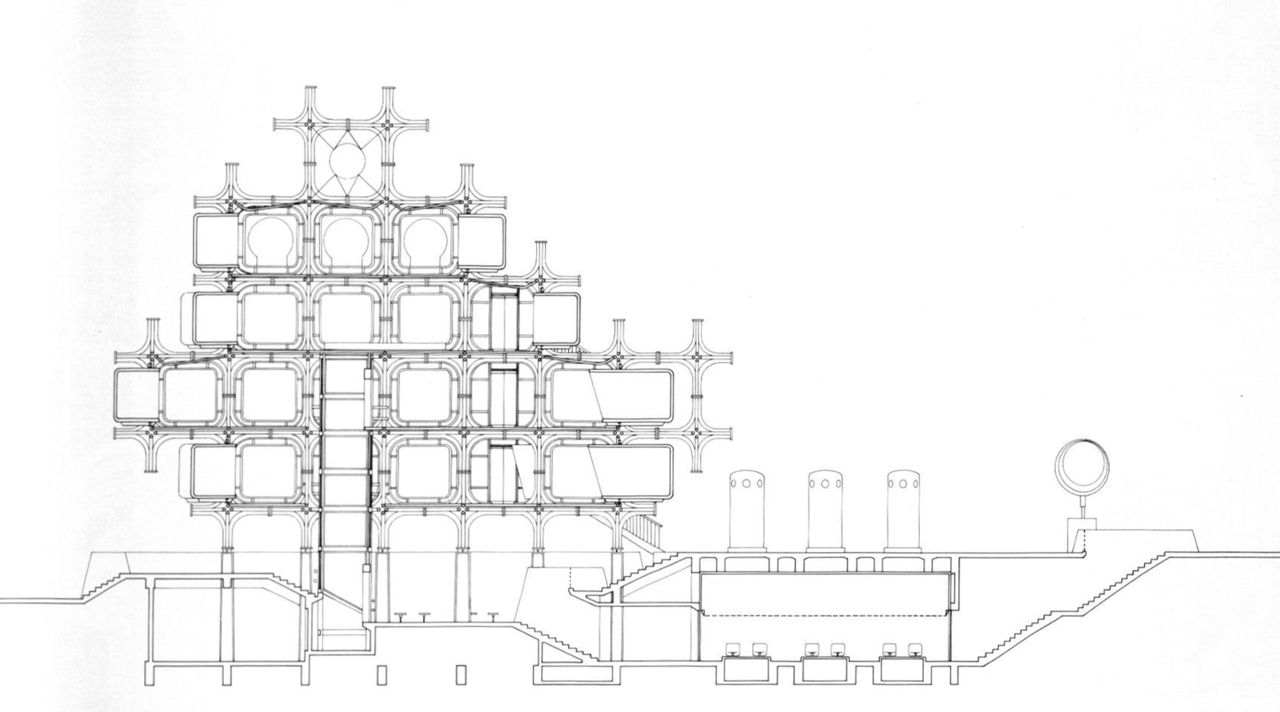 Love You So Mat Kisho Kurokawa Futuristic Architecture Architecture Drawing