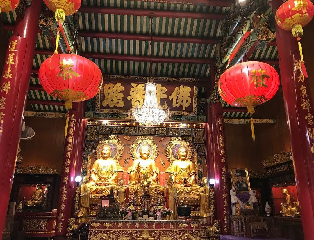 Wat Leng Na Yee #วัดเล่งเน่ยยี#เยาวราช #WatLengNaYee #Yaowarat #MyKrungthep
