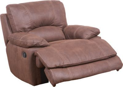 Cindy Crawford Home Van Buren Brown Glider Recliner  - Recliners (Brown)#brown #buren #cindy #crawford #glider #home #reclinerrecliners #van