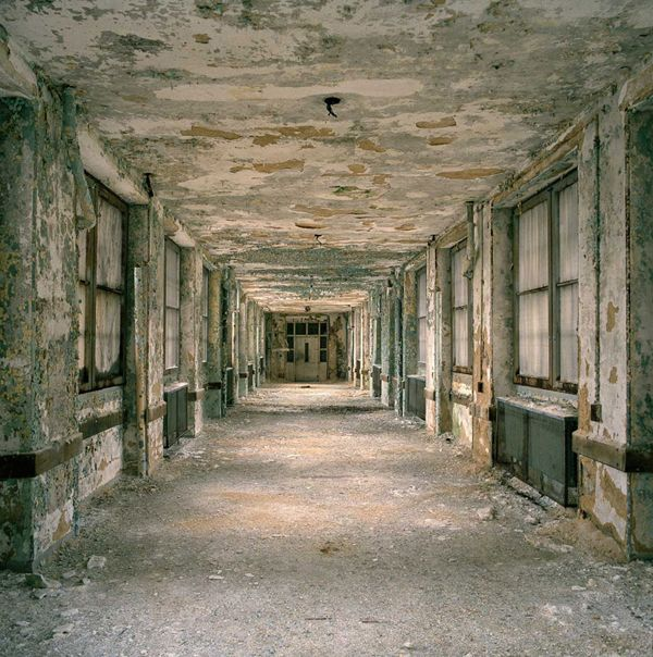 Once A Mental Institution For Family Members Of Great