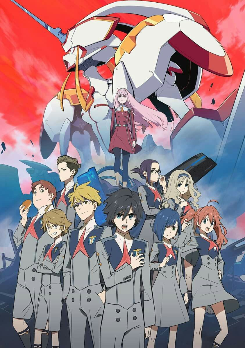 Darling in the Franxx Anime