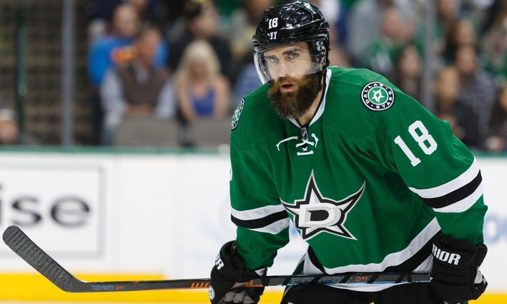 new arrivals 7d317 5df24 Anaheim Ducks get Patrick Eaves from Dallas for draft pick ...