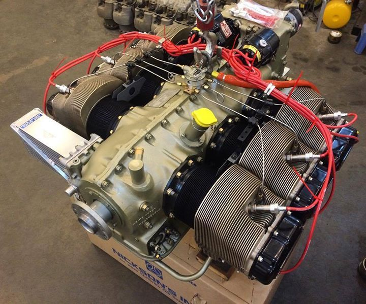 This Io470 Engine Got Put Into A Cessna Aircraft Company Where Has Your Continental Taken You Year Continentalmotors Avgeek Av