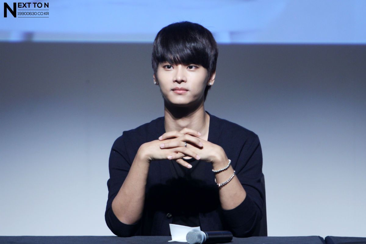 N (VIXX) @ Uijeongbu Fansign 13.09.01 ~ Source : http://19900630.co.kr/