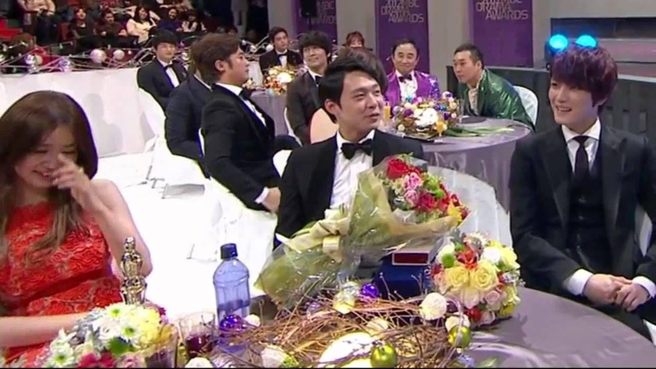 |ChunHye (YooChun 유천 & EunHye 은혜)| MBC Award 2012 - Part 1