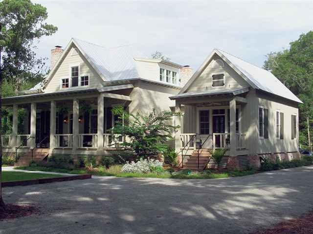 Southern Living Magazine, 2002 Coastal Living Cottage Of The Year, House  Planu2026