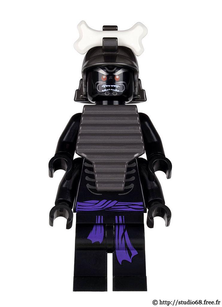 Lord Garmadon Lego Ninjago Party Lego Custom Minifigures Ninjago