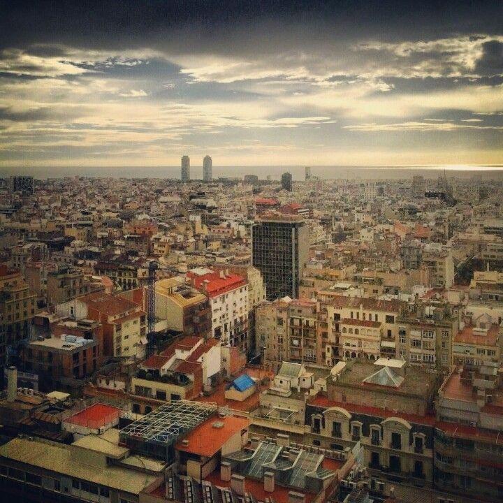 Barcelona view   #bcn