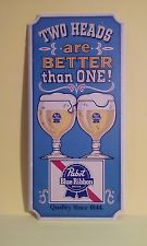 c5149804f1a3c Pabst Blue Ribbon Wooden Sign
