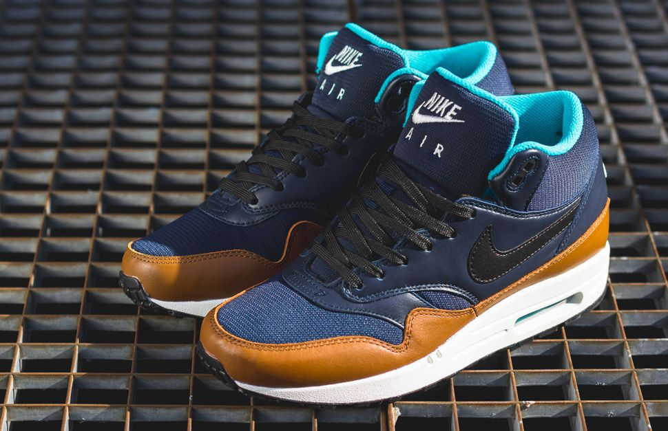 "Nike Air Max 1 Mid FB ""Light British Tan"""