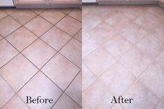 Come pulire un pavimento in cotto, anche molto sporco?