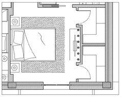 progetto cabina armadio - cerca con google | camera da letto ... - Cabine Armadio In Cartongesso Misure