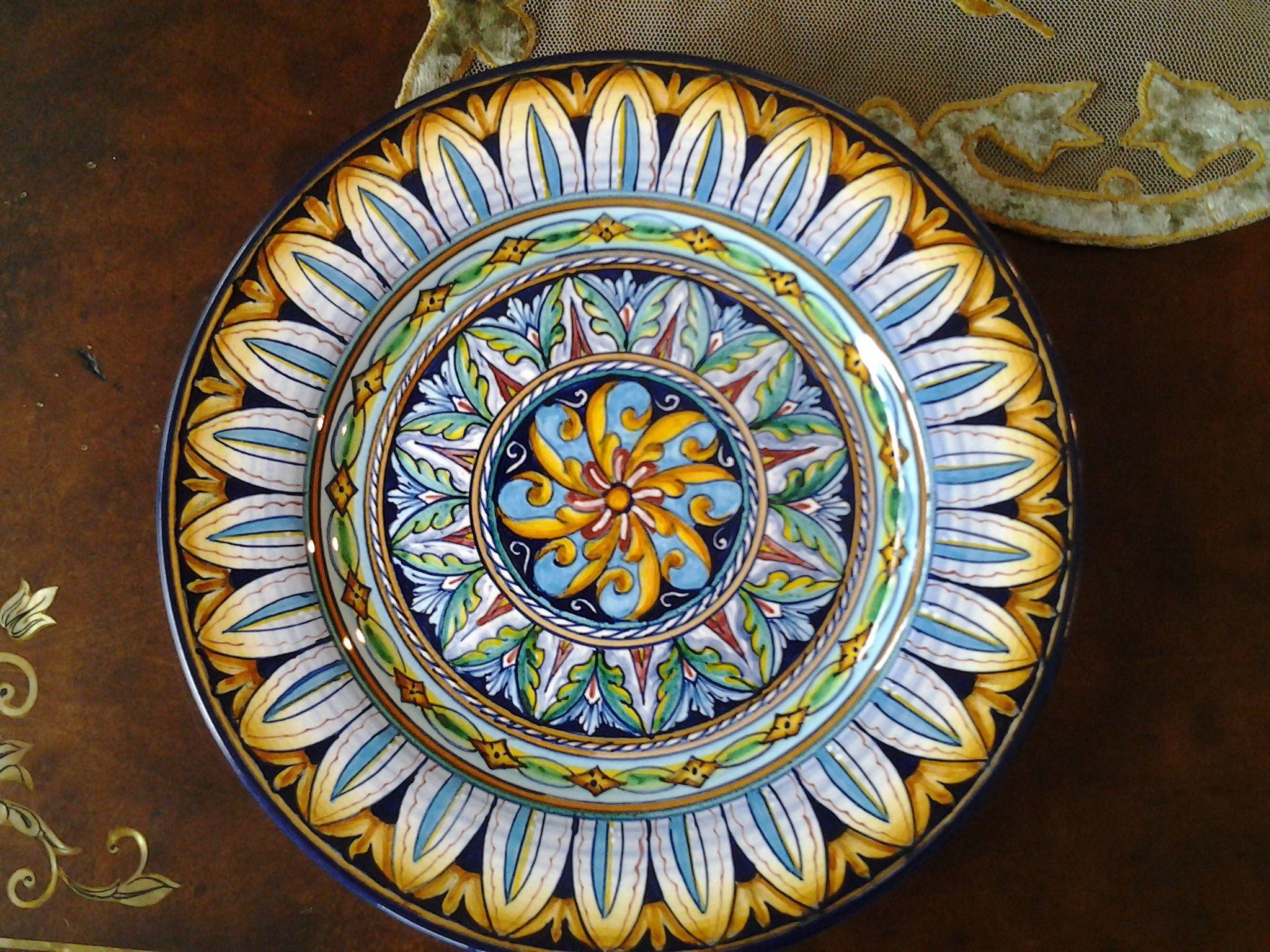 Magnificent Dinnerware By Fima Artesanato Criatividade
