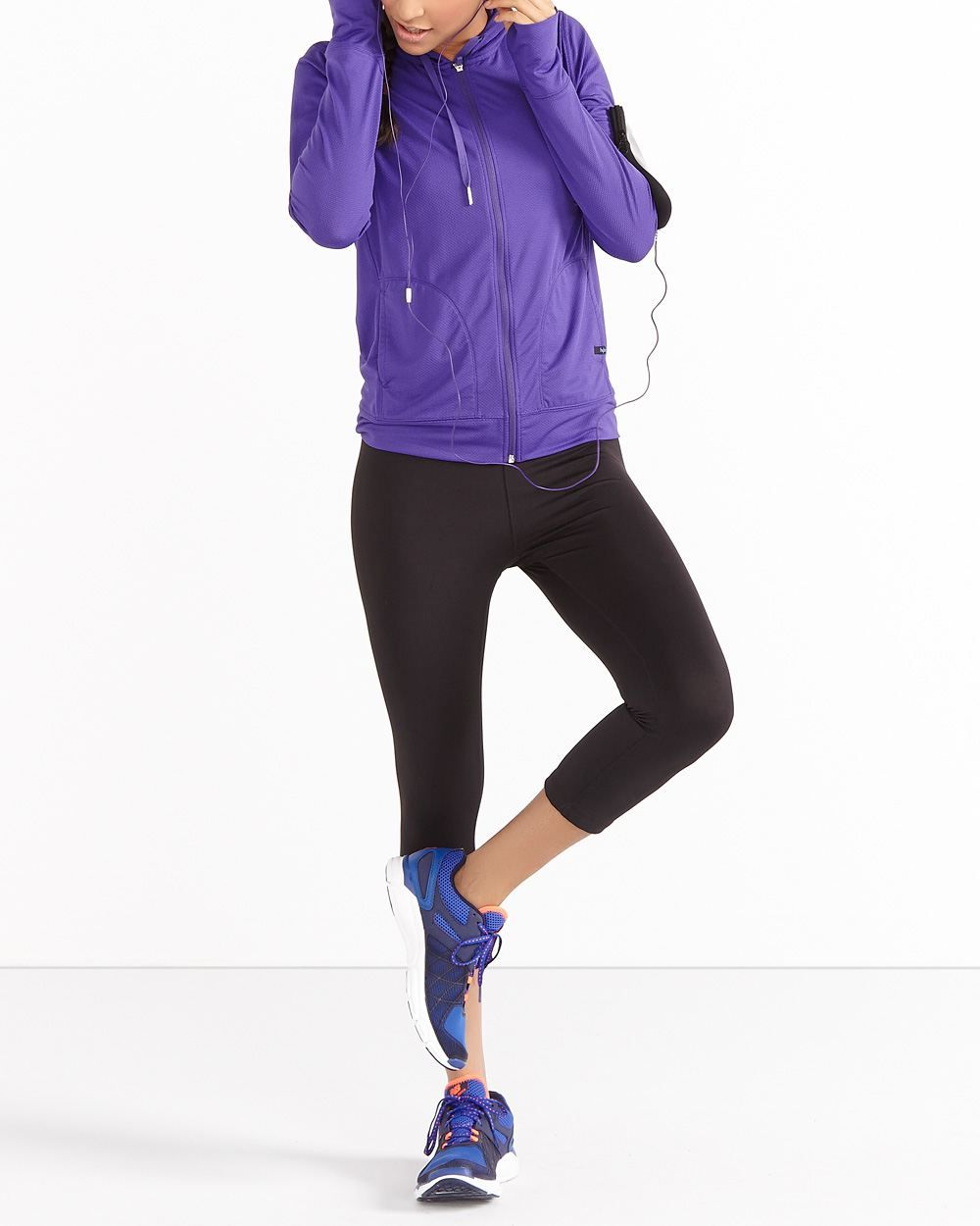 c60d3da320 Hyba Compression Capri Legging | play clothes | Capri leggings ...