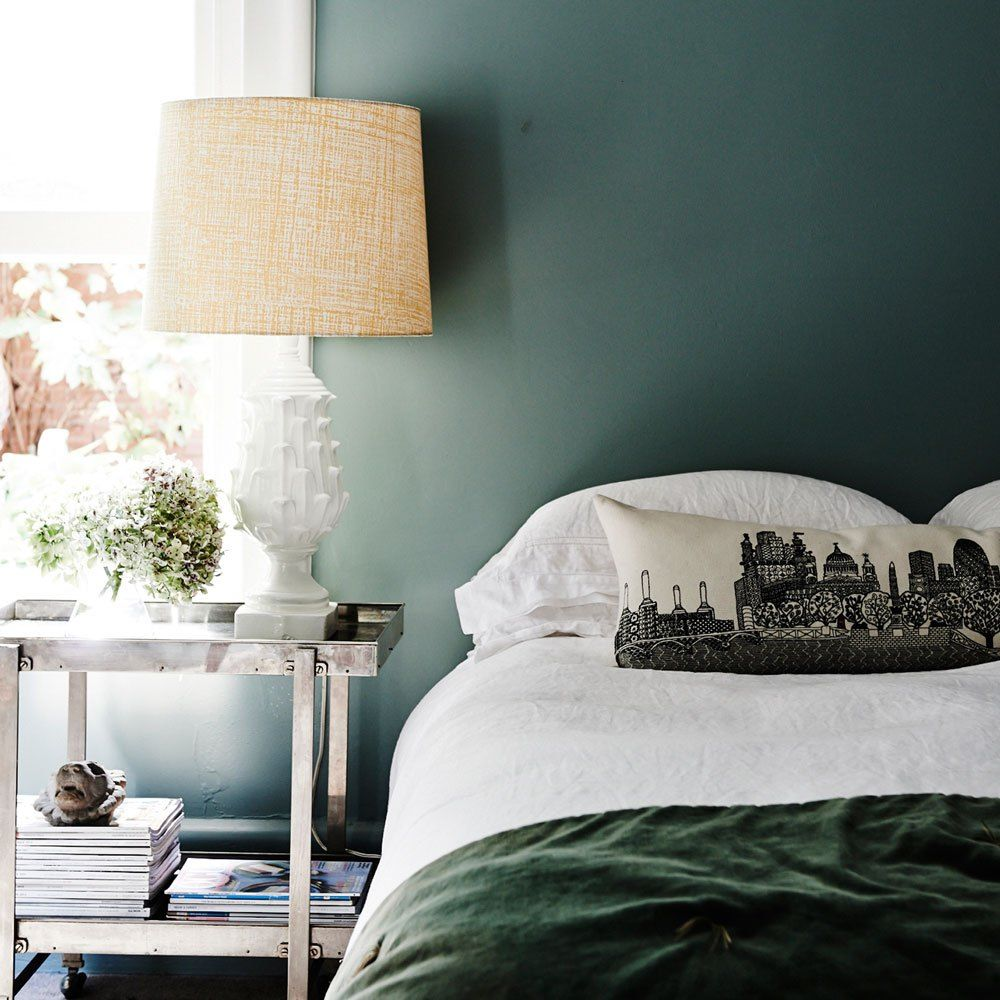 26 Relaxing Green Living Room Ideas: 37+ The Most Fresh And Relaxing Bedroom Color Ideas