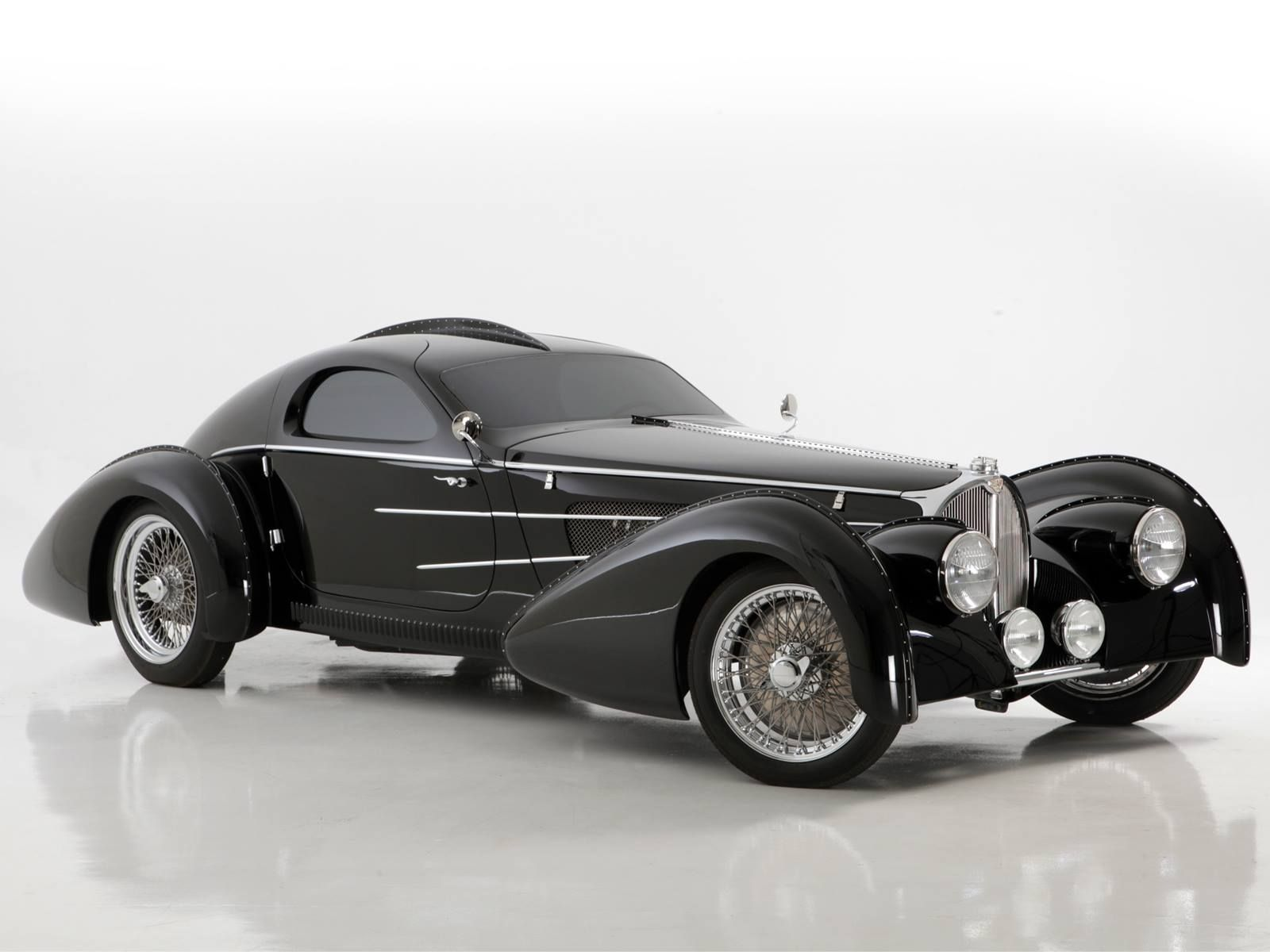 Pacific By Delahaye Usa A Modern Tribute To The Classic 1937 Type