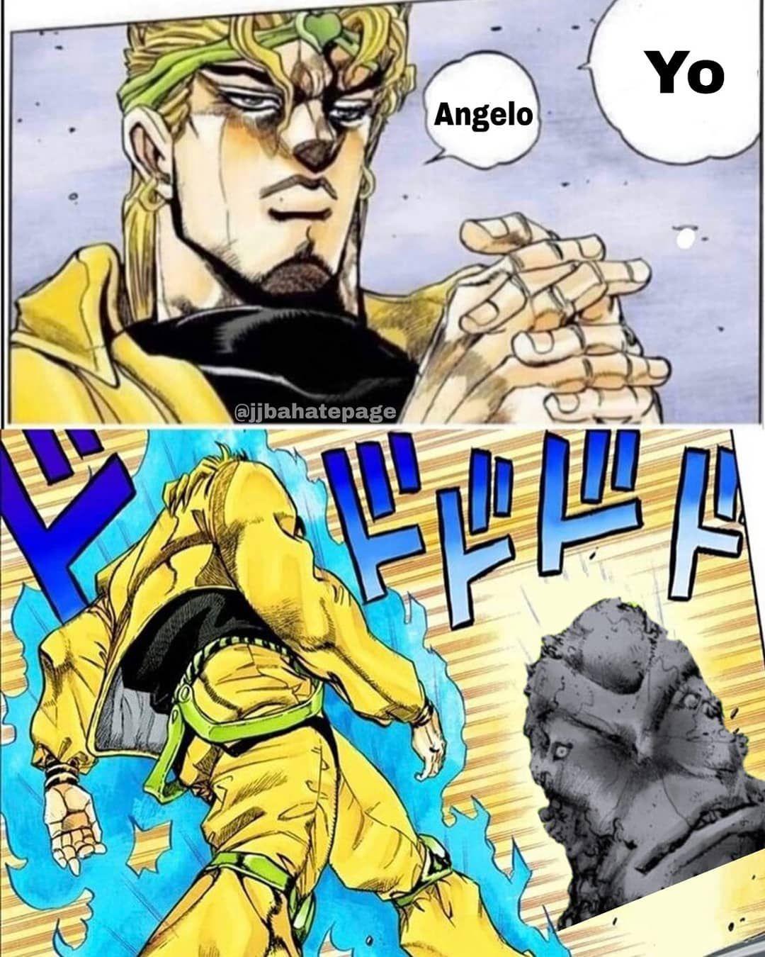 Grrak U Yo Angelo Is This Meme Still Relevant Meme On Me Me