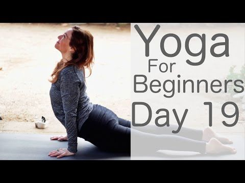 yoga for beginners 30 day challenge day 19 with lesley