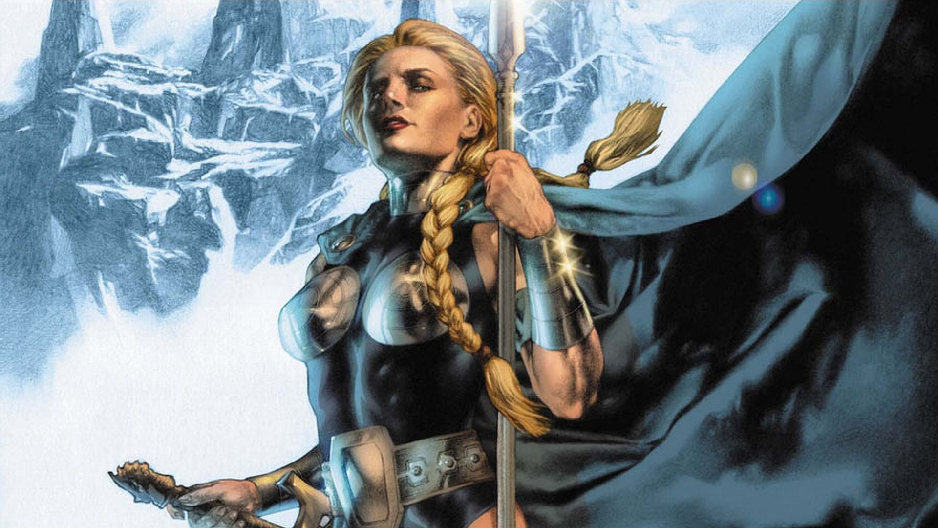 Valkyrie Wallpaper Background 19128 Super Heroi Thor Feminina Marvel Super Herois