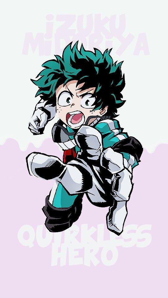 Boku No Hero Izuku Midoriya Deku Hero Anime Deku
