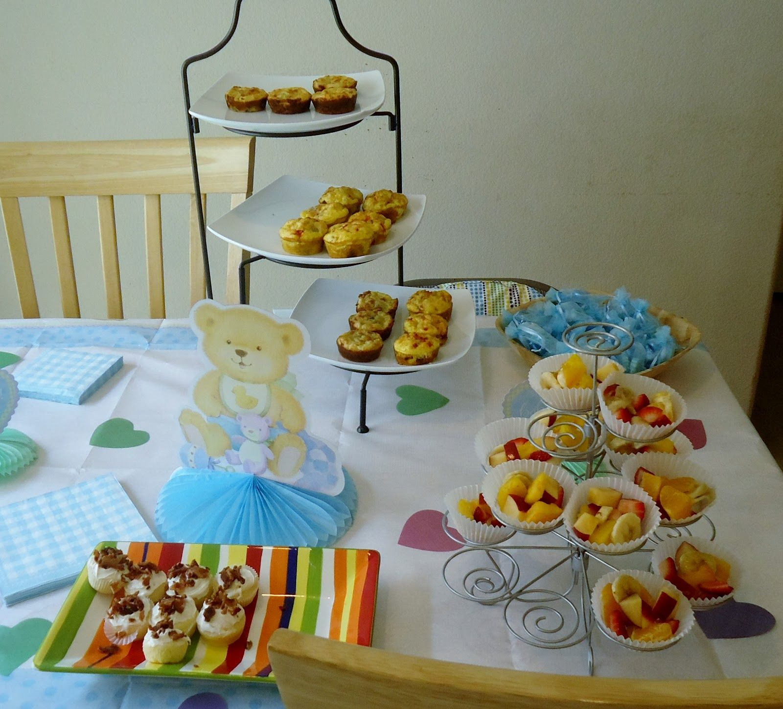 Baby Girl Baby Shower Food Ideas: Baby Shower Ideas For Girls On A Budget