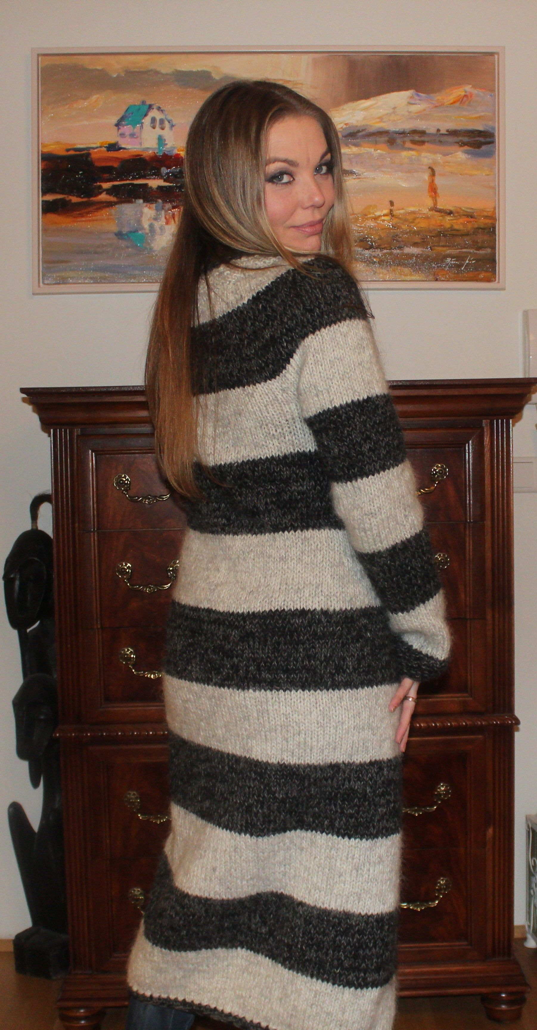 Buy How to knitted wear: sweaters for women picture trends