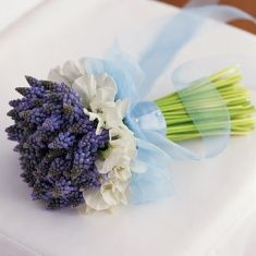 Hyacinths Wedding Flower Centerpieces San Francisco | The Wedding  Specialists