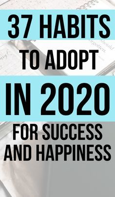 With the new year approaching having better habits is the way to go . This post is all about what good habits to start in 2020 so you can live your best life and feel accomplished. It includes 37 lifestyle tips healthy lifestyle habits and habits to start to really take your life to the next level. #goals #lifestyletips #habits #newyear