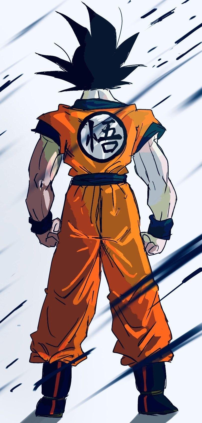Photo of Goku