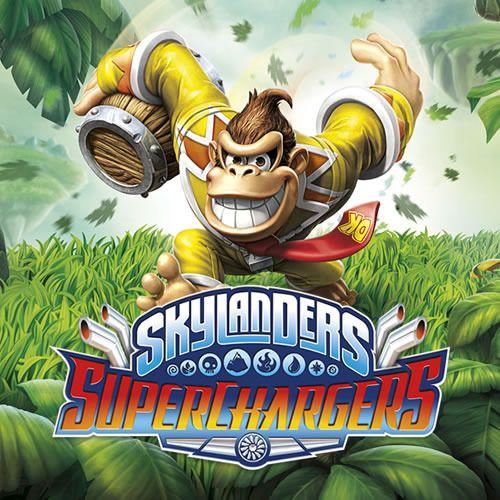 Donkey kong et bowser dans skylanders superchargers primaire skylanders donkey kong et - Jeux gratuit skylanders ...