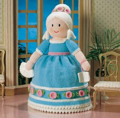 Will Knit For Coffee Cinderella Topsy Turvy Doll Raverly Has A