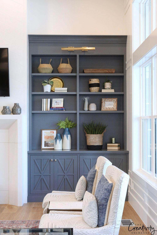 Modern Farmhouse Home Tour Millhaven Homes Trending Paint Colors Home Decor Cabinet Paint Colors