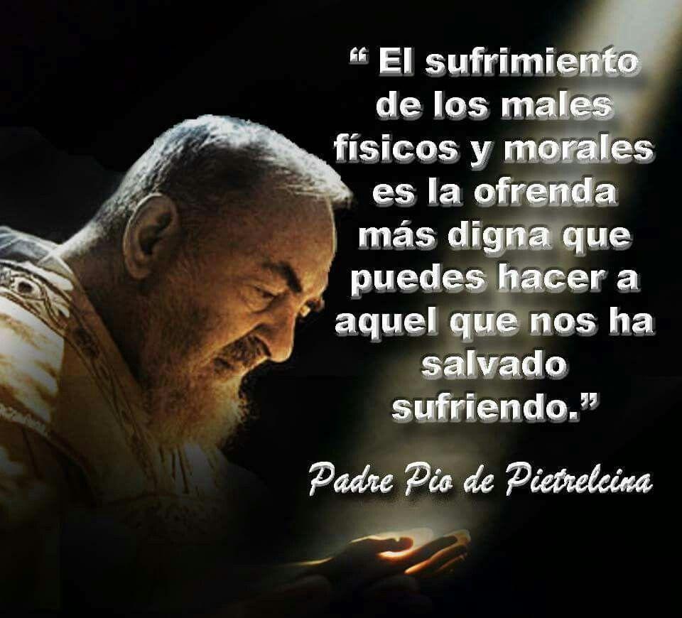 El Padre Pío Explica El Misterio De La Santísima Trinidad