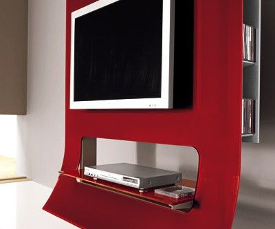 Unique TV Stand