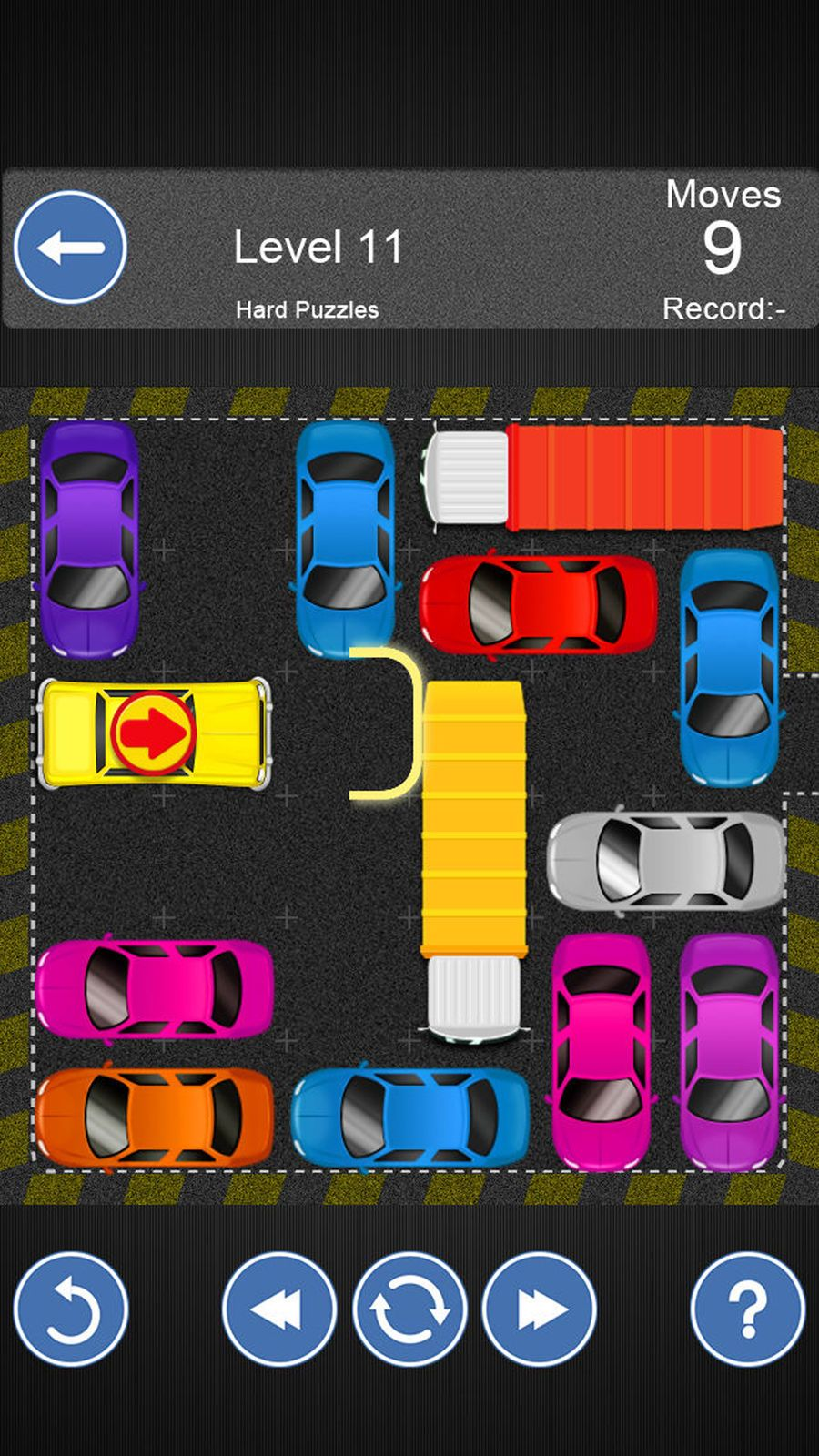 Unblock My Car Park Move Out GamesYINEntertainment