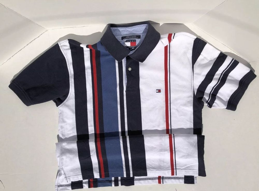 6355d528cfb4 Tommy Hilfiger Short Sleeve Polo Shirt Men Size Large  fashion  clothing   shoes  accessories  mensclothing  shirts (ebay link)