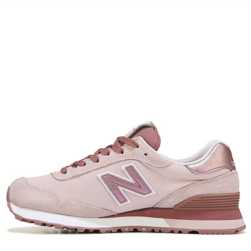online store e5d18 e348e New Balance Women s 515 Sneakers (Pink)