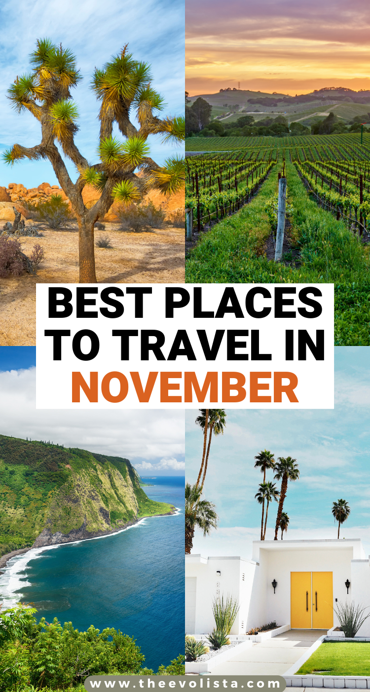 Best Places To Travel In November The Evolista Best Places To Travel Winter Travel Destinations Places To Travel