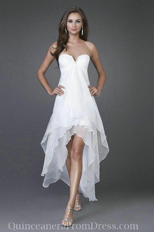 Dress Sewing Patterns On Pinterest Dress Patterns Petite Short Wedding Dress High Low Prom Dresses Vow Renewal Dress