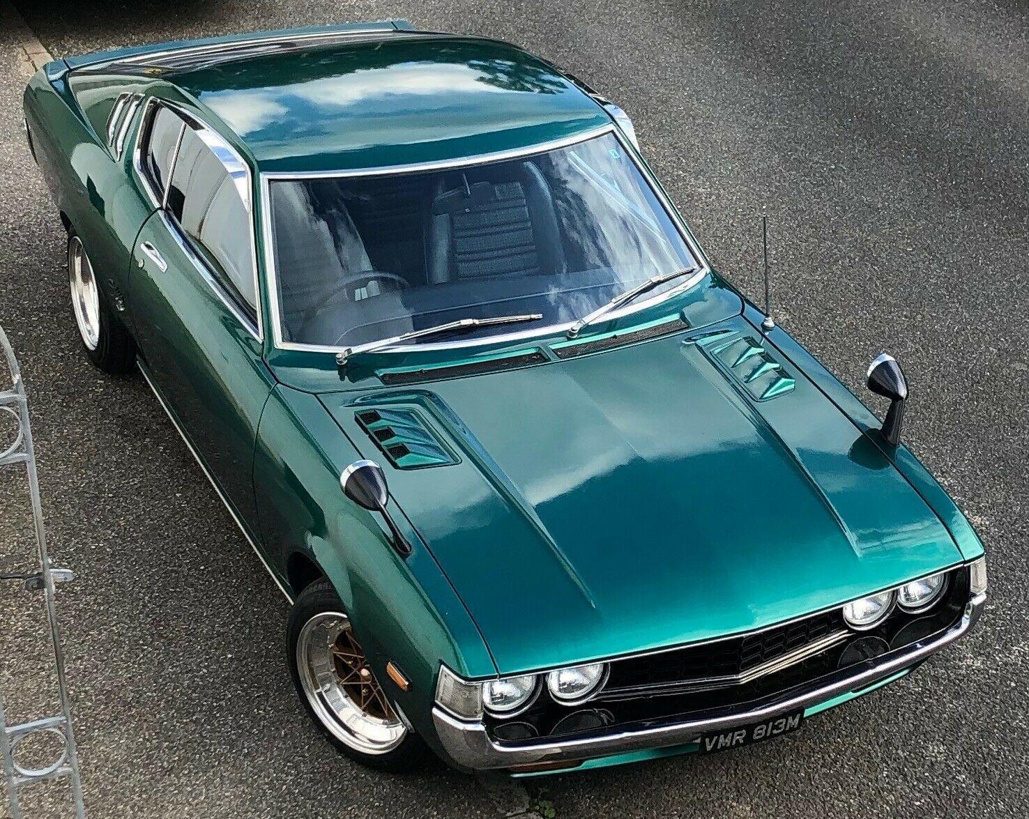 Toyota Celica Liftback 2tg Ta27 Jdm 1974 For Sale Rare Classic Car Toyota Celica Liftback 2tg Ta27 Jdm 1974 For Sale In 2020 Japanische Autos Autos Japan