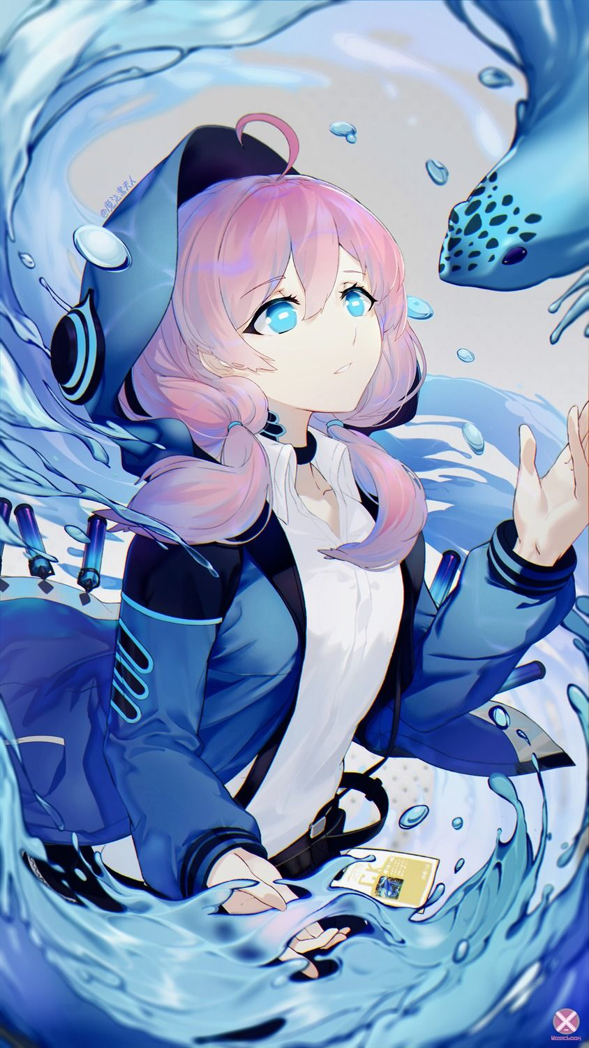 Pin By Will I Am On Arknights In 2020 Anime Anime Wallpaper Live Anime Wallpaper