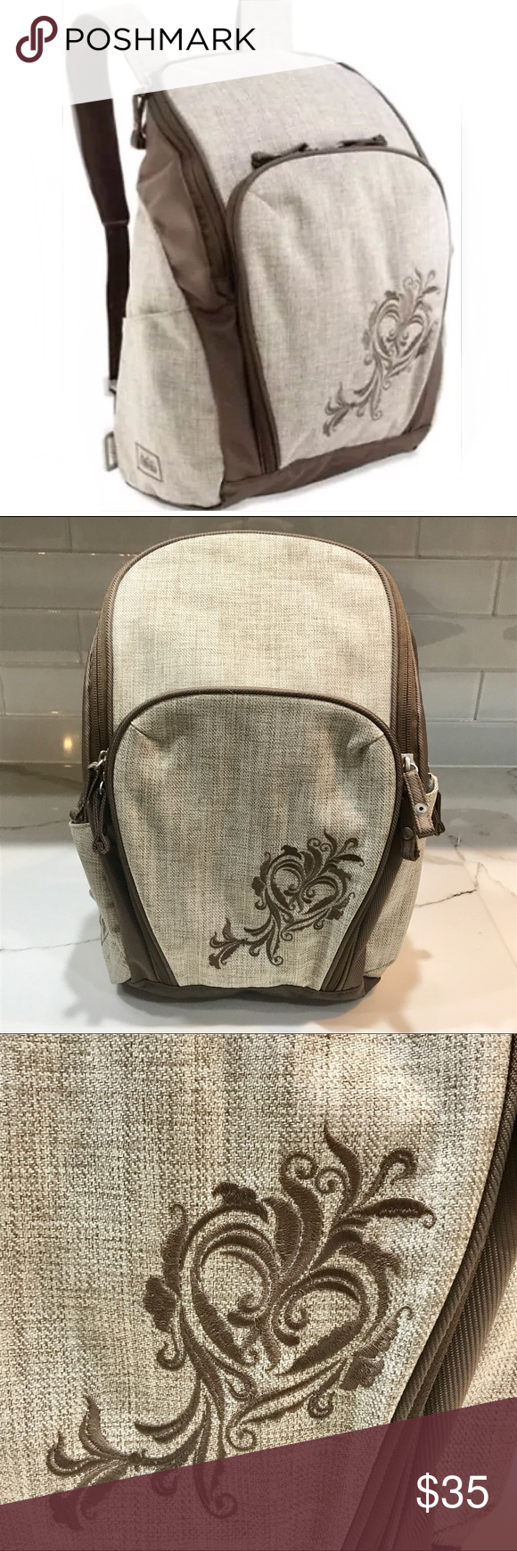 306b3fb640 REI Co-op Nikole Embroidered Day Bag Backpack Like new condition Best Use  Casual Gear