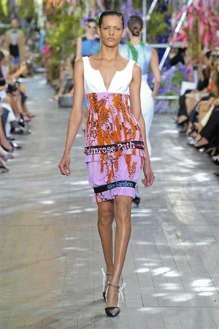 Dior, spring 14