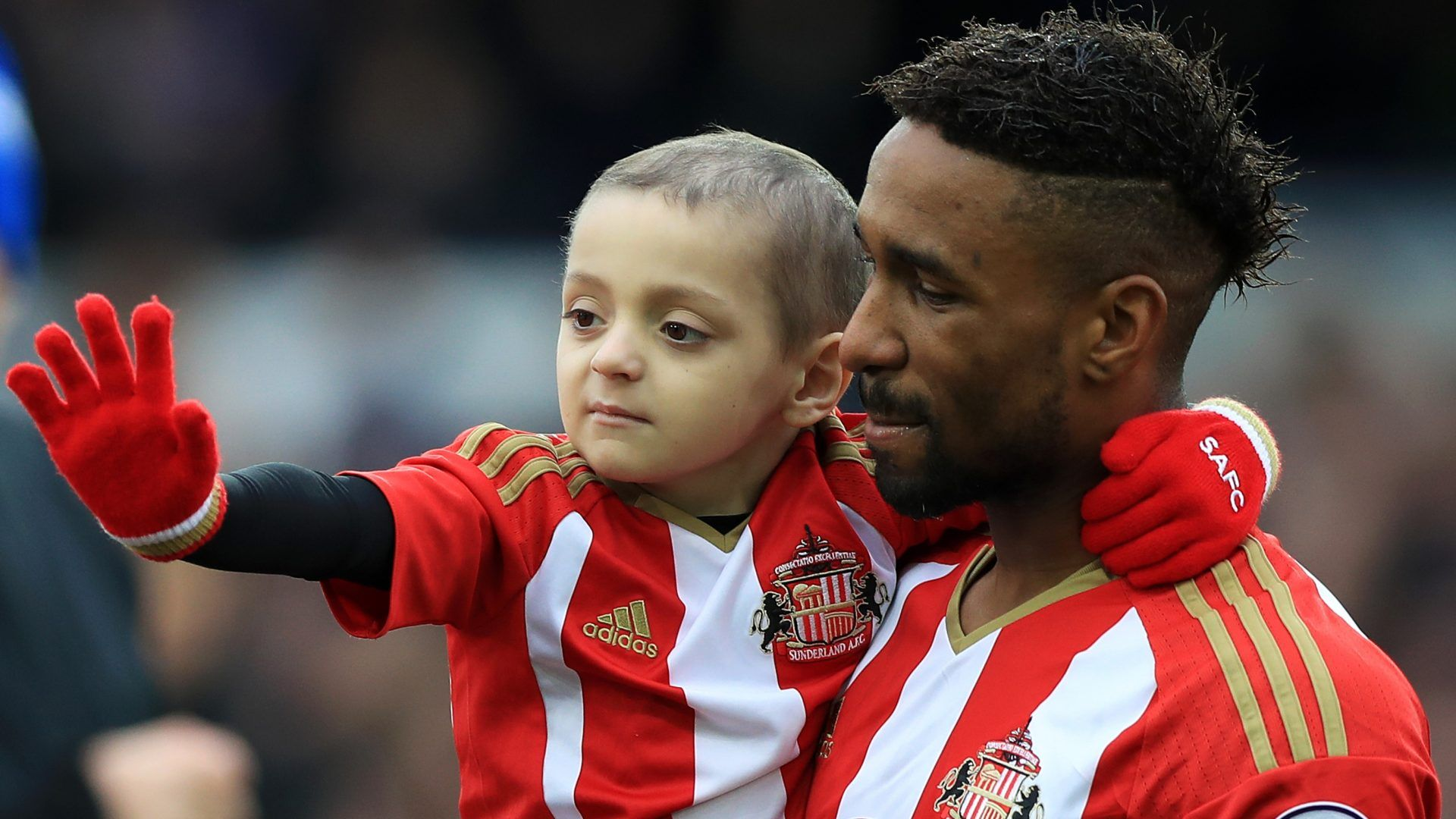 Bradley Lowery to be honoured at BBC Sports Personality of