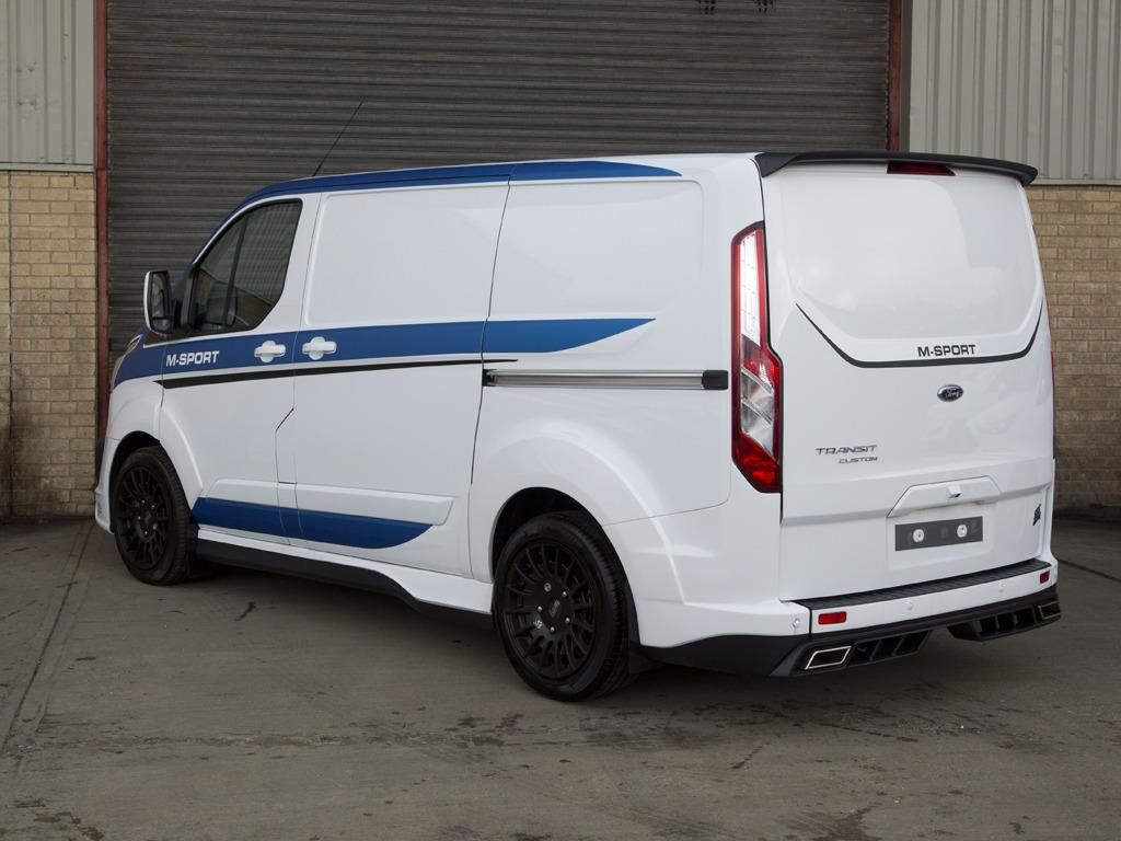 Used 2017 ford transit custom 290 m sport edition for sale in hertfordshire from gates of