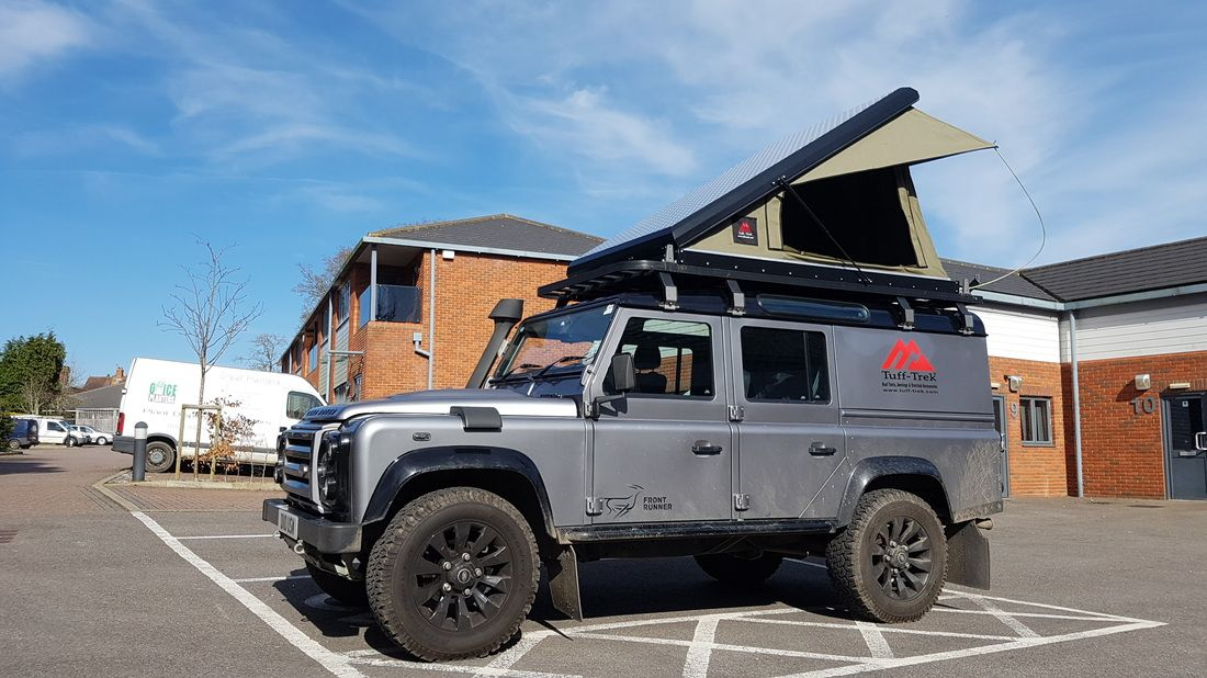 Tuff-Trek ® UK have the best range of Hard Top Pop Up Roof Tents in the UK James Baroud Alu-Cab Gen 3 Expedition aluminium hard shell Roof Tent ... & Tuff-Trek ® Hard-Top roof tents Pop up roof tents - Tuff-Trek ...