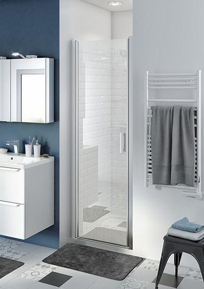 Aménager une salle de bains dans la chambre - CASTORAMA Déco et - plan d une maison simple