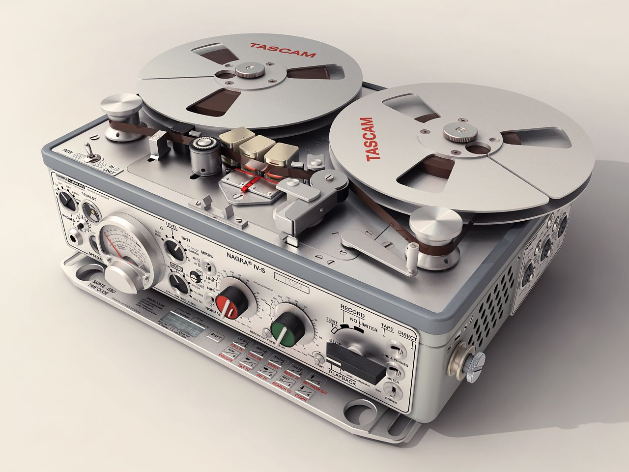 The Nagra Iv S Professional Tape Recorder Probably The