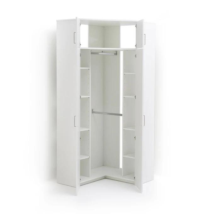 armoire d angle build penderie d